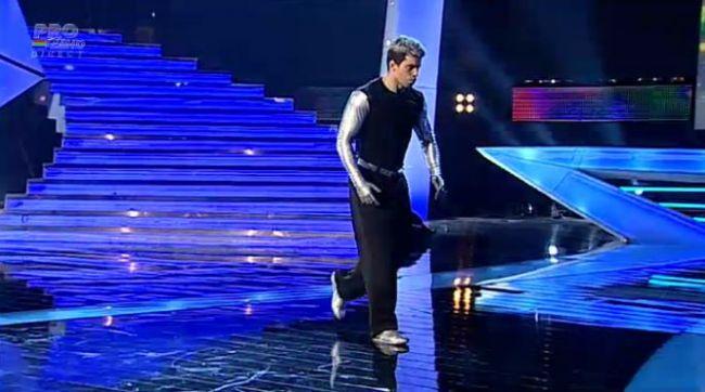Mihai Petre, ULUIT de numarul acestui dansator.  TU poti castiga orice competitie din lume!  VIDEO