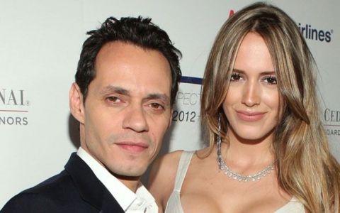 Jennifer Lopez are toate motivele sa fie ROSIE de invidie: Iubita lui Marc Anthony, cu un DECOLTEU mai mult decat OBRAZNIC
