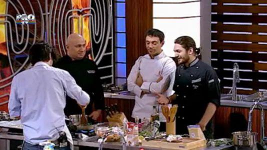 Chef Florin se trezeste vorbind singur: colegii ii intorc instantaneu spatele! Vezi cea mai amuzanta faza