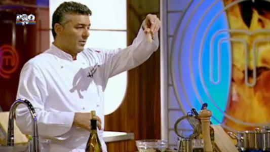 Joseph Hadad, demonstratie de cooking prin excelenta