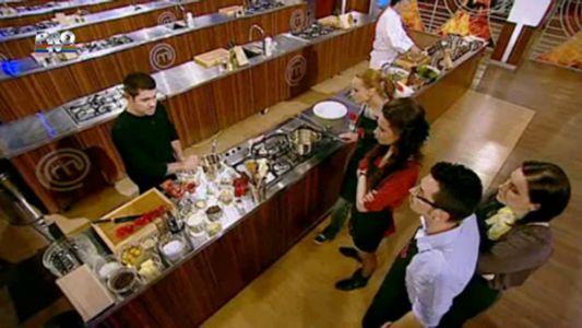 Tudor Constantinescu, super demonstratie de cooking la MasterChef
