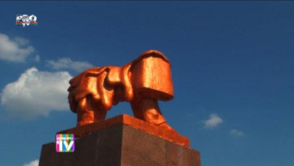 Statuile din Bucuresti, la loc de cinste