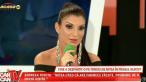 VIDEO Andreea Tonciu cu ochii in lacrimi. Vezi cine a facut-o sa planga in hohote