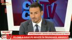 Adrian Cristea e singur, dar indragostit de Bianca Dragusanu. Reactia ei in direct la Cancan TV l-a lasat pana si pe el in ofsaid. VIDEO