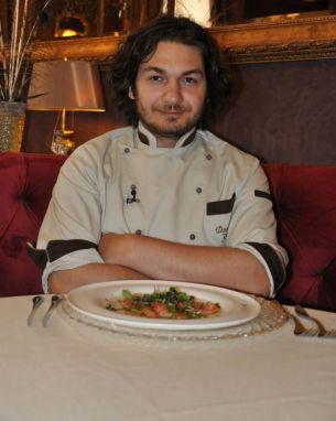 """Chef Florin Dumitrescu: """"Mancarea sanatoasa este trendul de astazi"""""""
