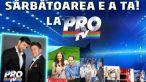 Smiley si Bartos prezinta superproductia  ProTV e al tau : Ai in acelasi show  MasterChef-ul  vedetelor,  Romanii au talent  si  Dansez pentru tine