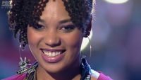 Julie Mayaya canta rock la vocea romaniei 4 decembrie 2012