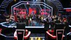 Cine sunt  rasfatatii  publicului si cum arata echipele dupa a doua editie LIVE de  Vocea Romaniei