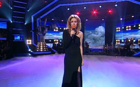 Dalma: O voce superba, o aparitie pe masura. Ai putea sa juri ca insasi Celine Dion a invatat-o sa-i cante piesa. VIDEO