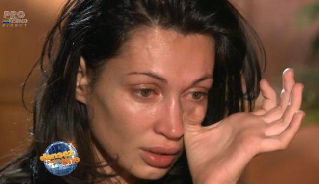 """Nicoleta Luciu, in lacrimi la """"Dansez pentru tine"""". A facut marturisiri emotionante: """"Aveam nevoie sa scap de problemele de acasa!"""""""
