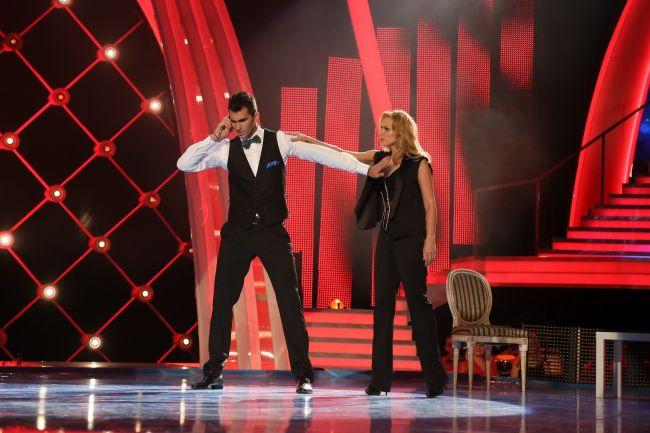 """Iulia Vantur si Horia Tecau, dans senzual in finala de la """"Dansez pentru tine"""""""