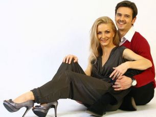 12.12.2012, cea mai importanta zi din viata lui Mihai Petre! A devenit tatic pentru prima oara! Sotia lui, Elwira, a nascut o fetita