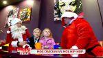 Copiii au primit cadourile de la cei doi Mosi