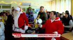 Marius Gavrila a dus cadouri copiilor din centru de plasament din Ciocanesti