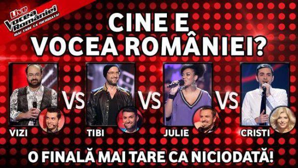 """Cine este """"Vocea Romaniei"""" in acest sezon? TU alegi. Voteaza!"""
