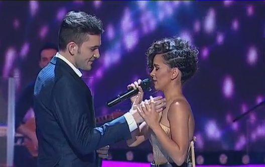 """Cristi Nistor, invidiat de Smiley pentru duetul cu Inna: """"Cum a fost, ma, sa pui mana pe pieptul Innei?"""" :) VIDEO"""