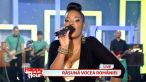 Julie Mayaya, o prezenta cu adevarat remarcabila la  Happy Hour . A cantat si a fost mai fierbinte ca  Focul . VIDEO