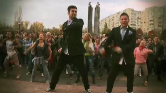 Flashmob Romanii au talent. Sezonul 3 - in curand la ProTV