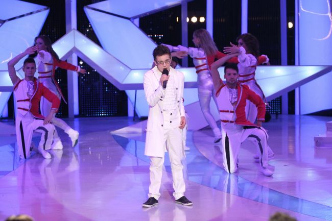Narcis, finalistul de la  Romanii au talent  vrea sa schimbe genul muzical abordat pana acum. Nu ti l-ai imagina cantand asa ceva