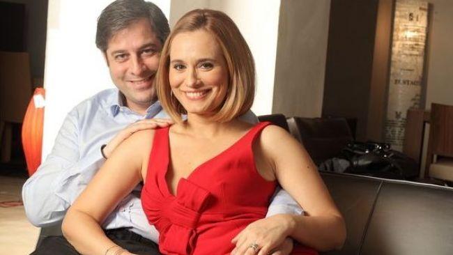 Unde l-a cunoscut Andreea Esca pe sotul ei si cum s-a legat povestea de dragoste dintre cei doi