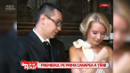 Daciana Sarbu si Victor Ponta si-au spus  Te iubesc  la  Happy Hour