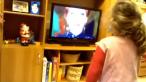 Cum reactioneaza copiii cand aud piesa Loredanei,  Apa . VIDEO