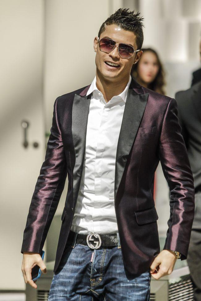 Pro Tv Noul Look Al Lui Cristiano Ronaldo Prilej De Amuzament