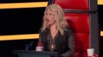 Cel mai spectaculos moment de la preselectiile  The Voice  USA. Prestatia unei concurente a lasat juriul cu gura cascata, la propriu: VIDEO