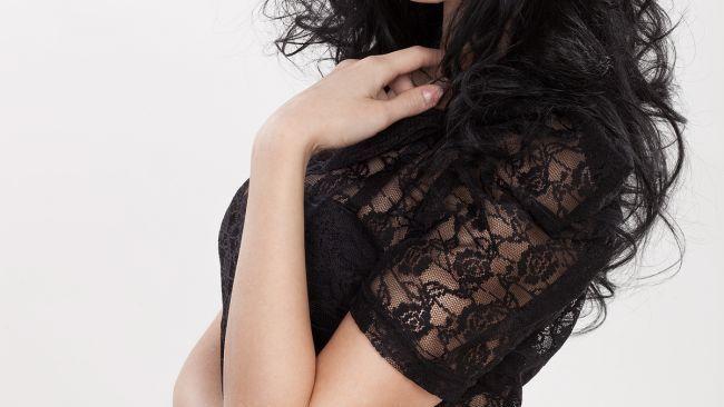 Iubita lui Laur din trupa Zero, top model la Londra