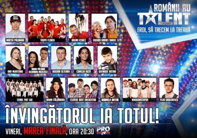 2011 a fost anul lui Tutu. 2012 a fost anul lui Gog. Cine castiga in 2013? La ProTV a inceput lupta finala pentru 120.000 de euro!