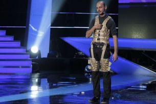 """Numarul unui magician, oprit cu doua X-uri in ultima semifinala """"Romanii au talent"""". Cum a reusit concurentul sa o sperie teribil pe Andra"""