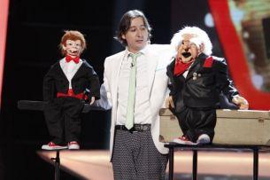 """Cel mai tare ventriloc, la """"Romanii au talent"""". A dat adevarata masura a talentului sau si a starnit hohote de ras cu un numar genial: VIDEO"""
