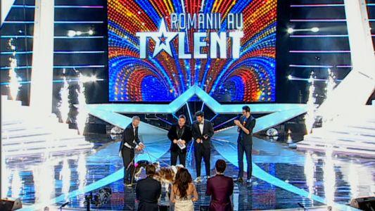 "Bruno Icobet - castigatorul ""Romanii au talent"" 2013"