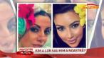 Kim Kardashian are o sosie in Romania. Spune tu cat de bine seamana si care e mai frumoasa: VIDEO