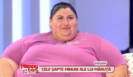 Mariana Buica, fotografii INAINTE si DUPA. In urma cu 4 luni era cea mai grasa femeie din Romania, acum a slabit spectaculos