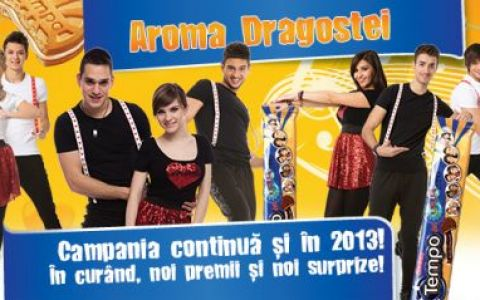 Campania TEMPO de LALA BAND s-a incheiat: