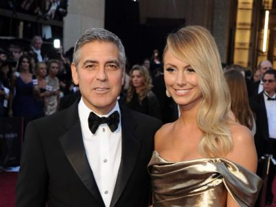 Is george clooney still dating stacy keibler
