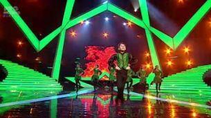 """Stefan Orheanu, semifinalistul de la """"Romanii au talent"""", a dansat alaturi de celebra trupa irlandeza """"Riverdance"""" la Dublin"""