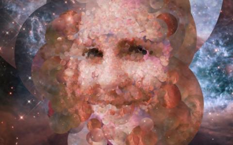 Ai putea jura ca sunt picturi. Portrete  hipnotice , create cu ajutorul imaginilor cu galaxii si stele realizate de telescopul spatial Hubble: FOTO
