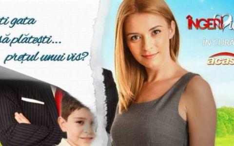 Serialul  Ingeri pierduti , in avans pe VOYO.RO, exclusiv pentru abonati