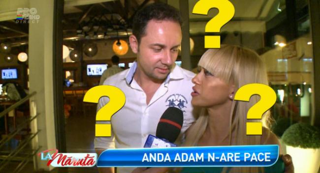 Anda Adam face declaratii despre nunta fostului iubit, Victor Slav. Reactia neasteptata a Biancai, in direct la Maruta