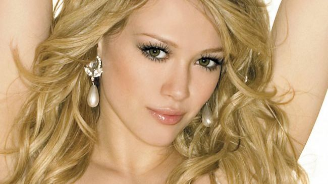 Teen Stars Hilary Duff 20