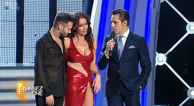 Mihaela Radulescu l-a incuiat pe Stefan Banica Jr. cu aceasta replica:  La nunta noastra eu am dansat cu altii, ca tu...