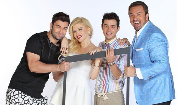 """Loredana, Moga, Smiley si Brenciu si-au format echipele cu care vor merge in etapa urmatoare a show-ului """"Vocea Romaniei"""""""
