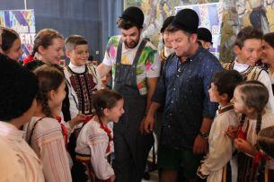 """Caravana """"Romanii au talent"""" aduce show-ul la Bucuresti azi, la Palatul Copiilor, de la 19:00. Vino si tu IN PUBLIC"""