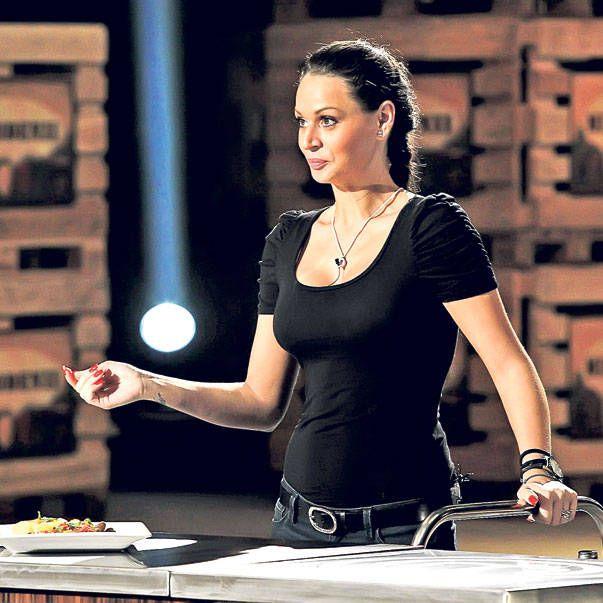 Nicoleta Matea,  casnica  din al doilea sezon  MasterChef , are un nou look. Cum ii sta cu parul roscat: FOTO