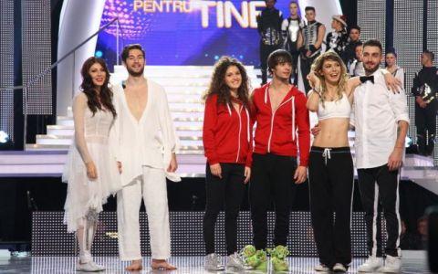 Sore si Dark, Ilinca Vandici si Razvan Marton si Dima Trofim si Iulia Clisu sunt finalistii celui de-al 14-lea sezon  Dansez pentru tine