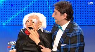 Crina Zvoboda si Eduard Andrei Sandu, impreuna pe aceeasi scena de 1 Decembrie! A iesit super show