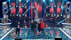 """Prima editie LIVE de """"Vocea Romaniei"""" si-a desemnat castigatorii, iar ProTV a fost lider absolut de audienta, de 1 Decembrie"""