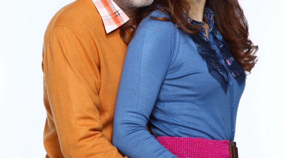 """Wow, ce transformat e! Mihai Calin se intoarce la TV, in """"O noua viata"""", unde traieste o poveste de dragoste cu Elvira Deatcu"""